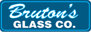 Bruton's Glass Co. logo